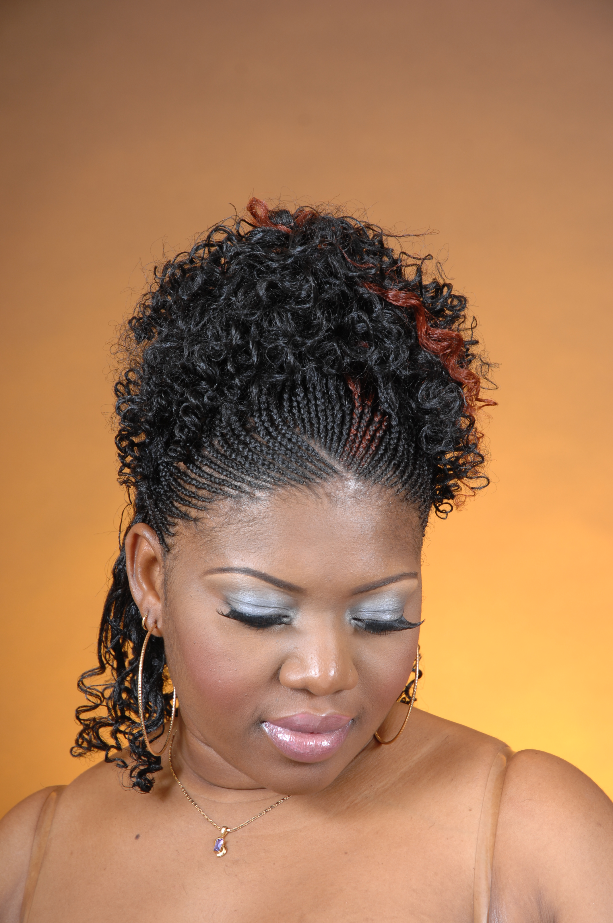 Afrocentric Wigs 90